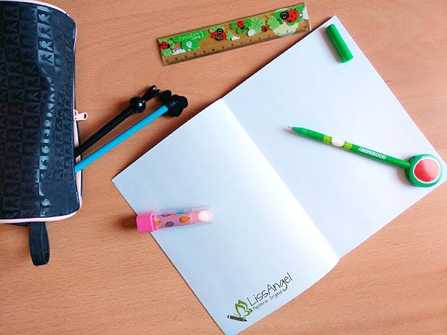 Unboxing de Cajas personalizadas de papelería de LissAngel - papelería bonita para regalar