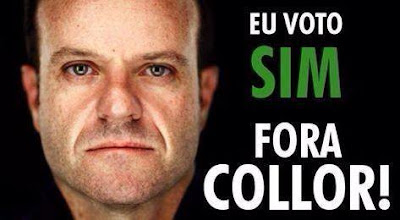 fora collor rubens barrichello