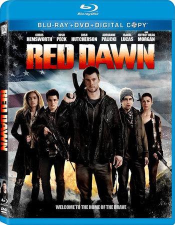 Red Dawn (2012) Dual Audio Hindi 720p BluRay x264 850MB Full Movie Download