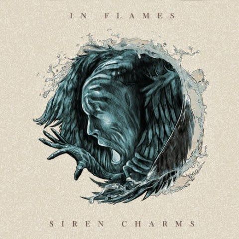 In Flames - Rusted Nail - album - cover