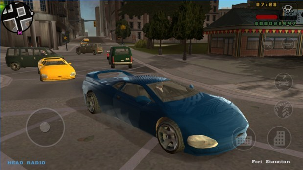 GTA Liberty City Stories v2.1 Mod Apk-screenshot-2
