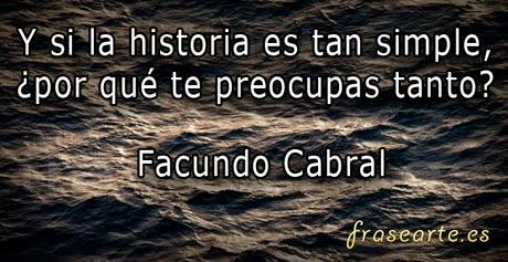 Frases motivadoras -  Facundo Cabral