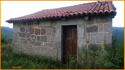 Refugio de montaña en Pantivalles en Picos de Europa