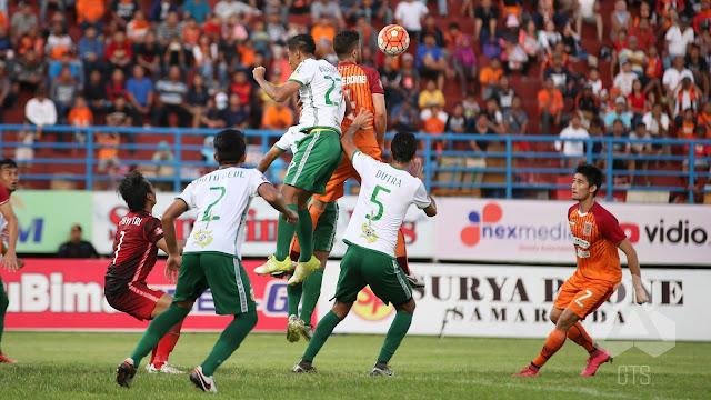 Bhayangkara Surabaya United vs Borneo FC