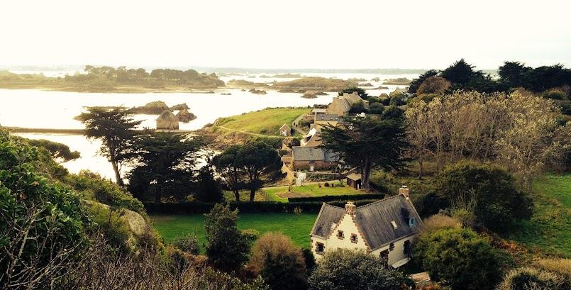 Bretania i Normandia okiem Oli #2 / La Bretagne et la Normandie vues par Ola #2