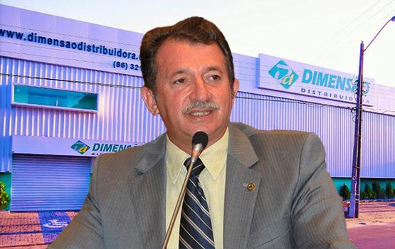 Prefeito de Chapadinha, Magno Bacelar, fecha contrato com empresa investigada