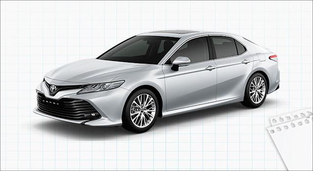 Đánh giá xe Toyota Camry 2.5Q 2019