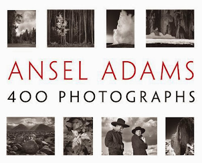 ansel adams 400 photographs book