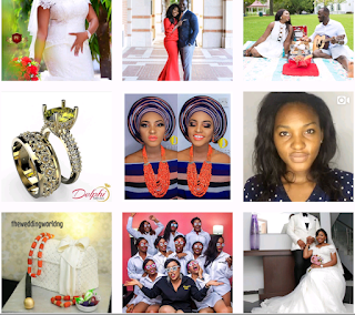 10 Instagram Accounts to Follow for Fabulously Filtered Nigerian  Wedding ideas