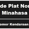 Kode Plat Nomor Kendaraan Minahasa