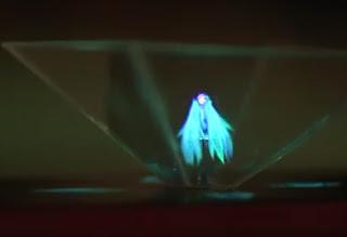 Cómo hacer un proyector holográfico 3D casero