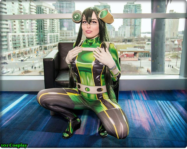Froppy cosplay by Reyven