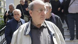 Nίκος Φίλης: «Θα διαλυθούν οι ελληνικές οικογένειες»
