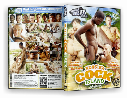 CAPA DVD – Monster Cock Island 1 xxx 2018 – ISO