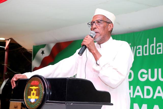 رئيس إدارة أرض الصومال  يعرض السلام على ولاية بونتلاند الفيدرالية في #الصومال