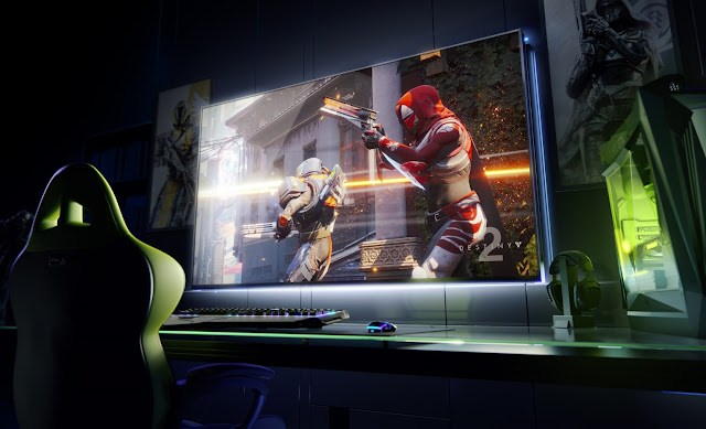 NVIDIA unveils 65-inch 4K 'Big Format Gaming Displays' with G-SYNC