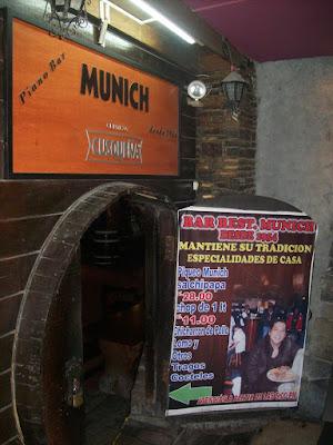 Bar Munich, bares centro de Lima