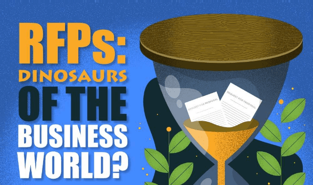 RFPs Are The Dinosaurs Of The Business World