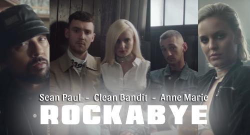 Lirik Lagu Rockabye Clean Bandit Terjemahan