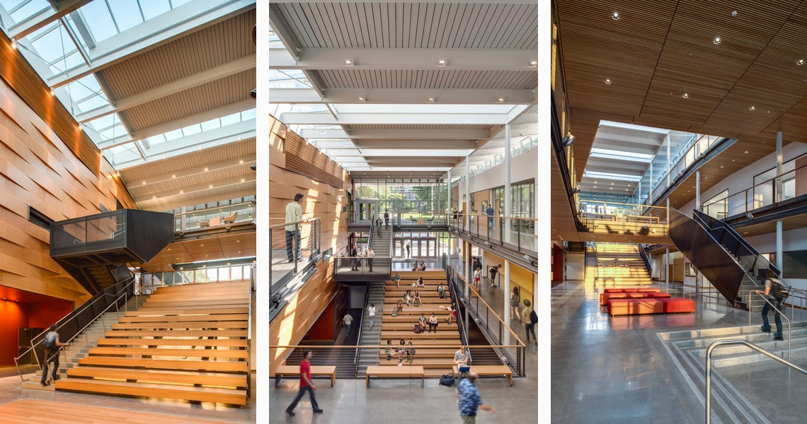 2014 Woodworks Wood Design Awards Aib Architecture