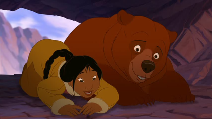 Brother Bear 2 Movie Review Alternate Ending