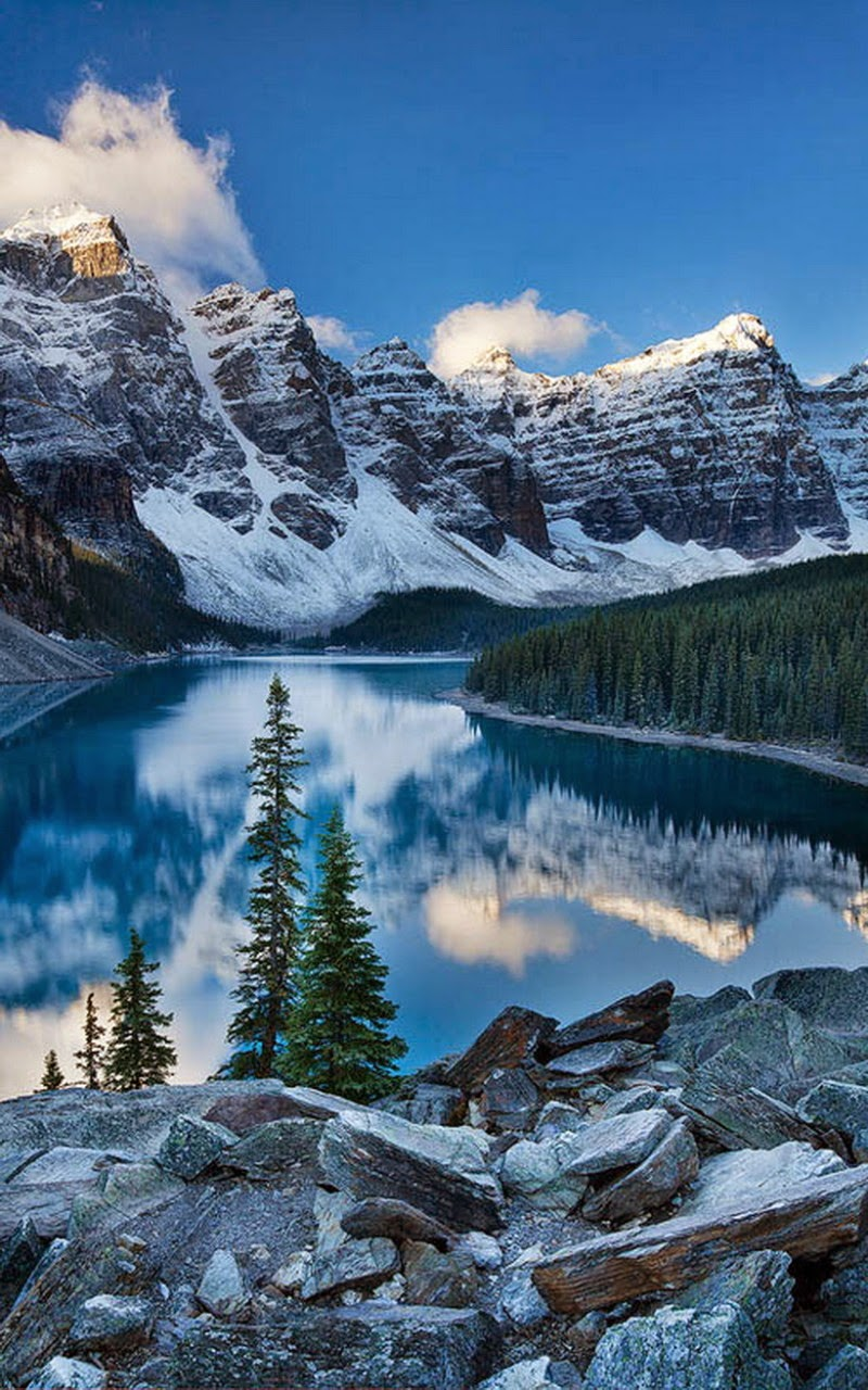 most popular Interesting Attractions in Canada - Banff National Park