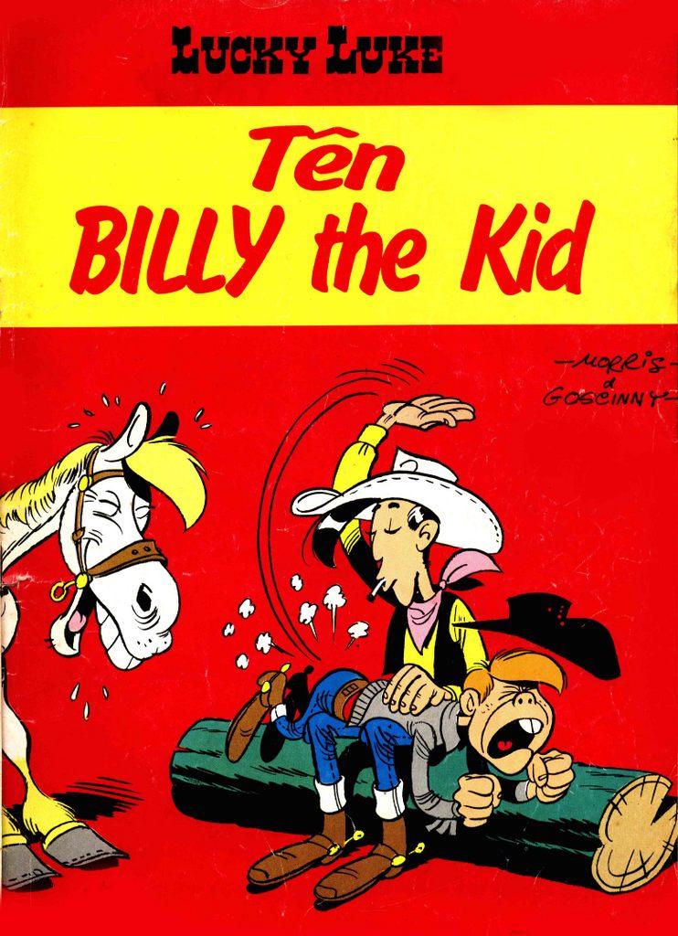 Lucky Luke tap 7 - ten billy the kid trang 46