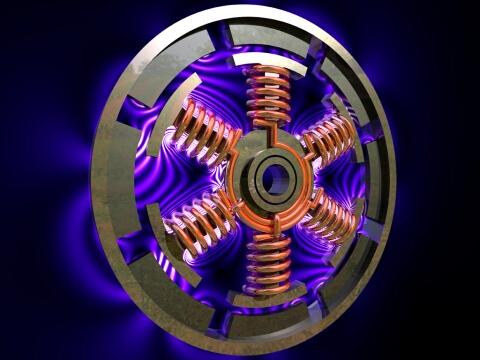 1262d5db29d El MOTOR MAGNETICO por Oscar Araos
