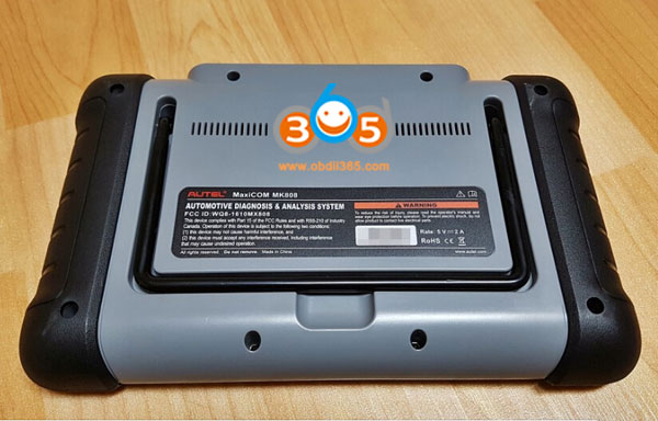 Autel-mk808-распаковка-5