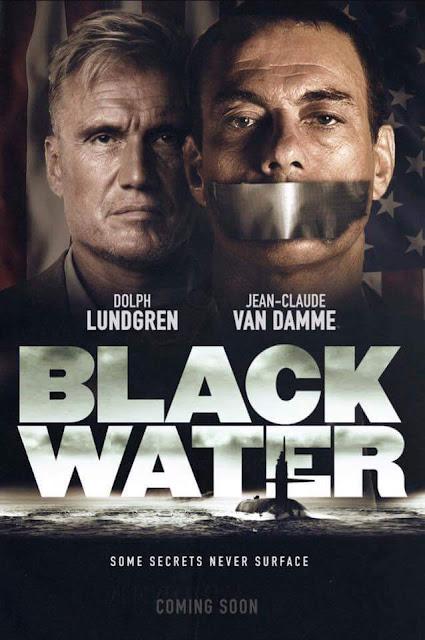 BLACK WATER (2018) Full Movie