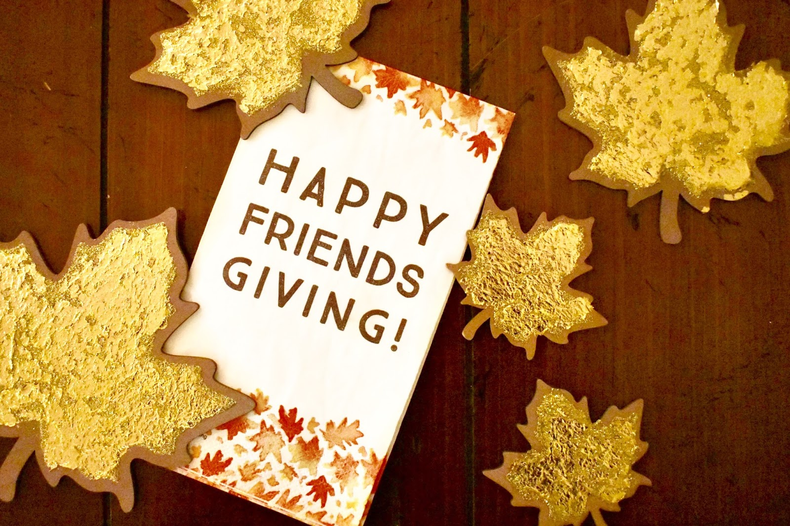 Want to Host a Stress-Free Friendsgiving? Use these Helpful Tips & Reminders (+ Checklist)