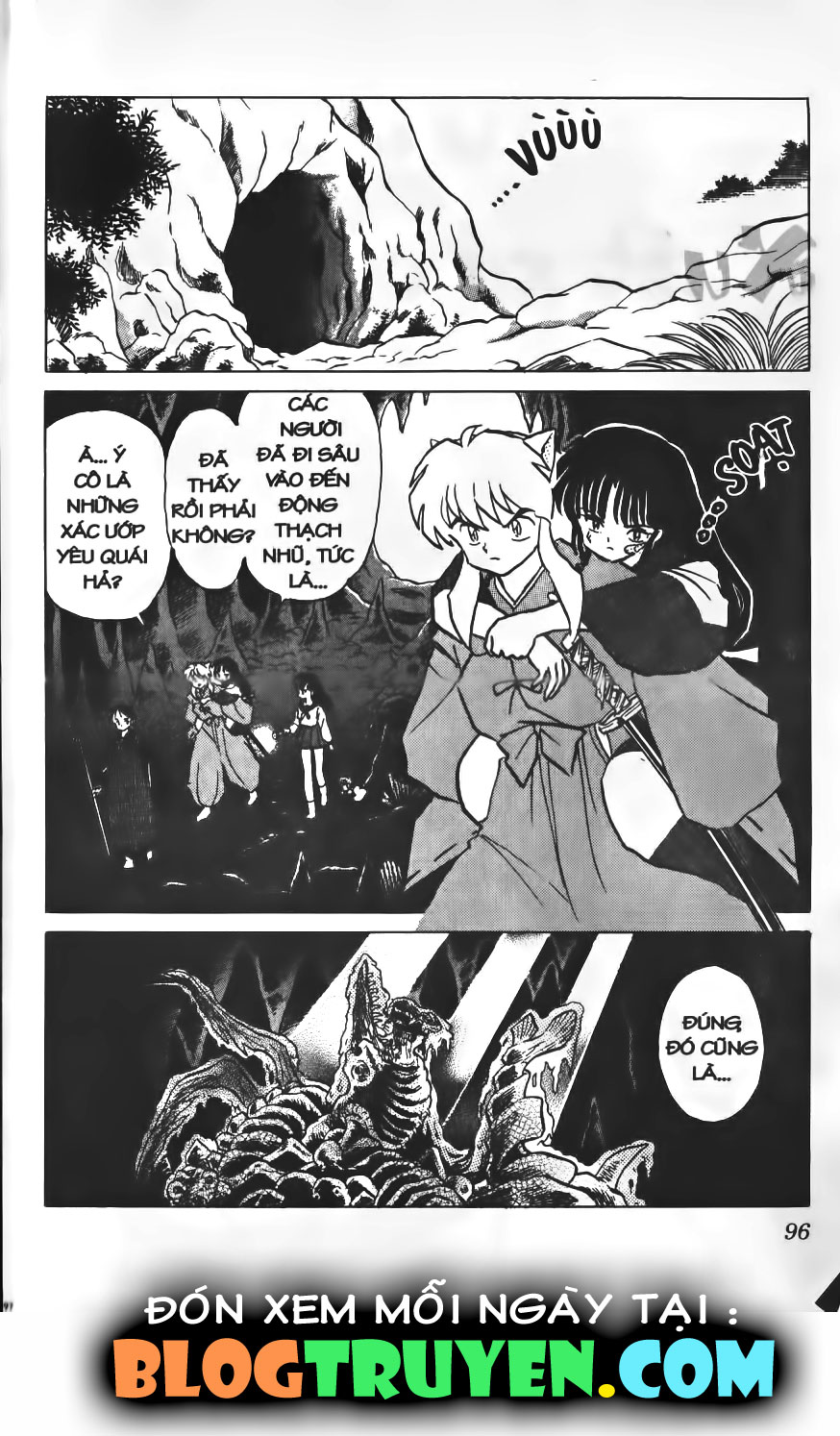 Inuyasha vol 10.6 trang 3