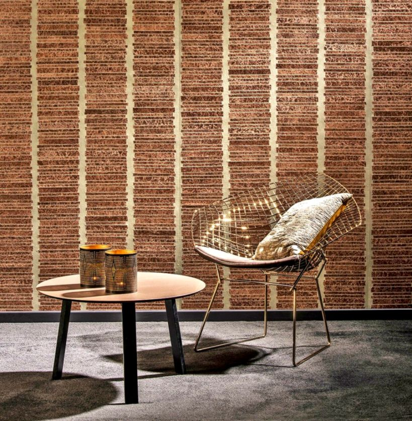 Hand Crafted Wall Coverings from Japanese Paper & Banana Fibers