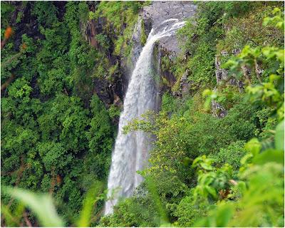 Joranda waterfall