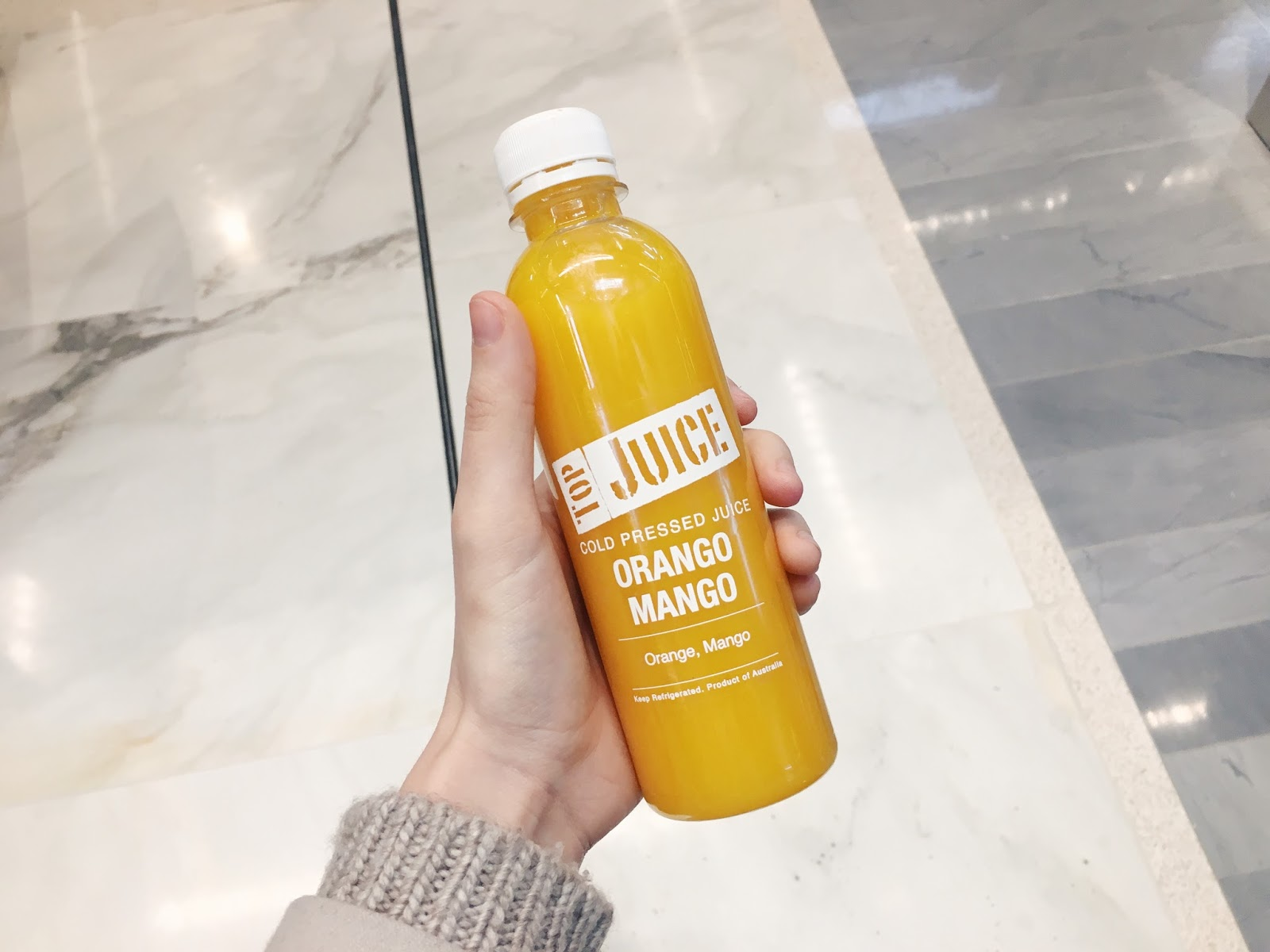 Canberra Centre Monaro Mall Opening Top Juice