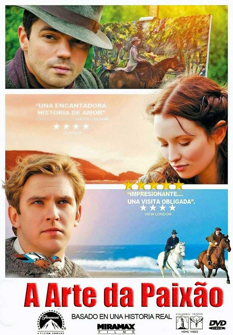 A Arte da Paixão Torrent – Blu-ray Rip 720p e 1080p Dual Áudio (2014)