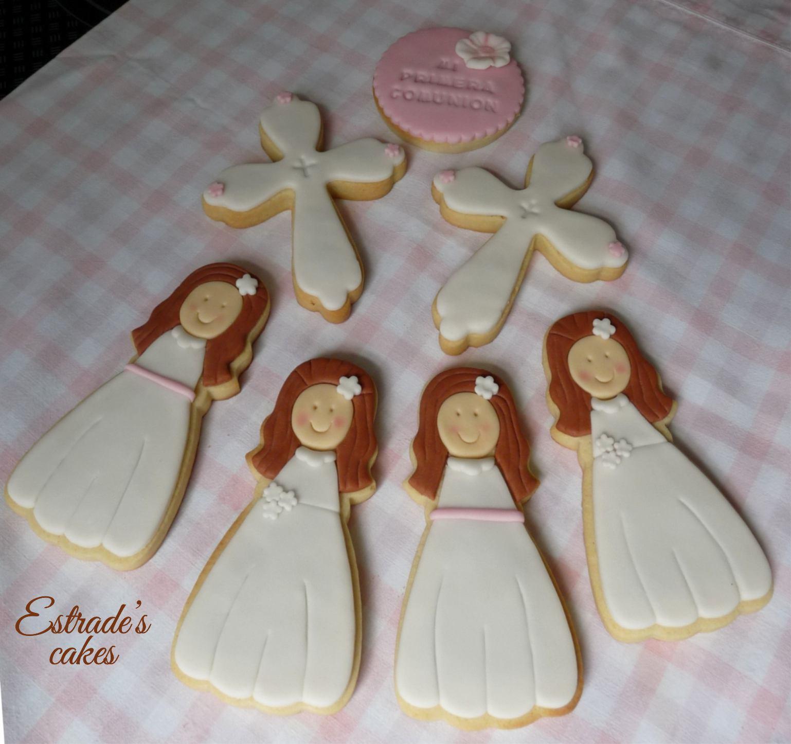 galletas para una primera comunión - 6