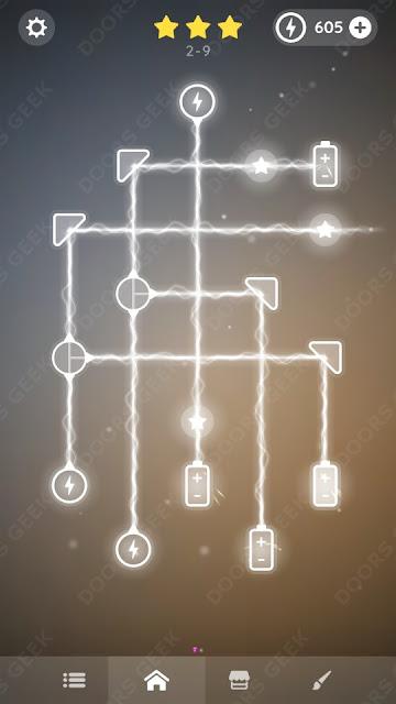 Laser Overload [Beginner] Level 2-9 Solution, Walkthrough, Cheats