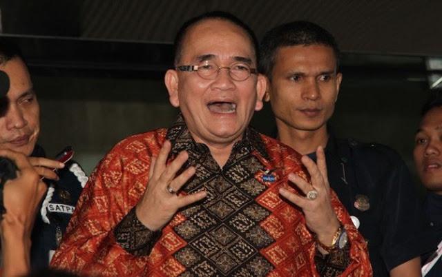 Ruhut: SBY Izinkan Kami Walk Out