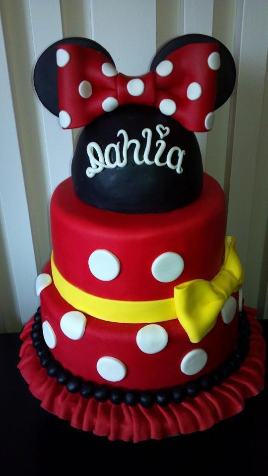 Pam S Custom Cakes Minnie Mouse