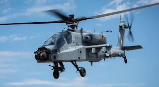 IAF inducted 8 AH-64E Apache