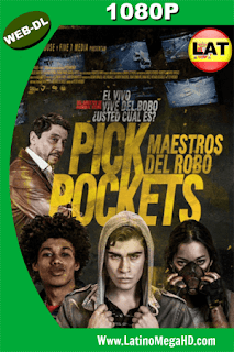 Pickpockets: Maestros Del Robo  (2018) Latino HD WEB-DL 1080p - 2018
