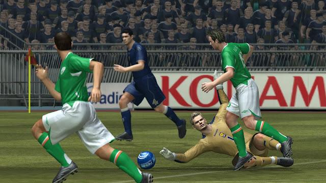 Pro Evolution Soccer 2008 (PES 08) PC Download Full Version Screenshot 1