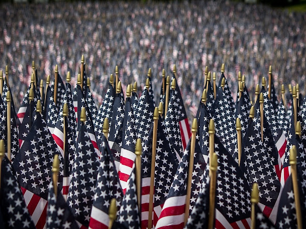 Easy Ways To Show Your Respect This Memorial Day