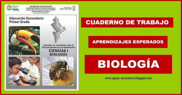 Libro de Biología para Secundaria
