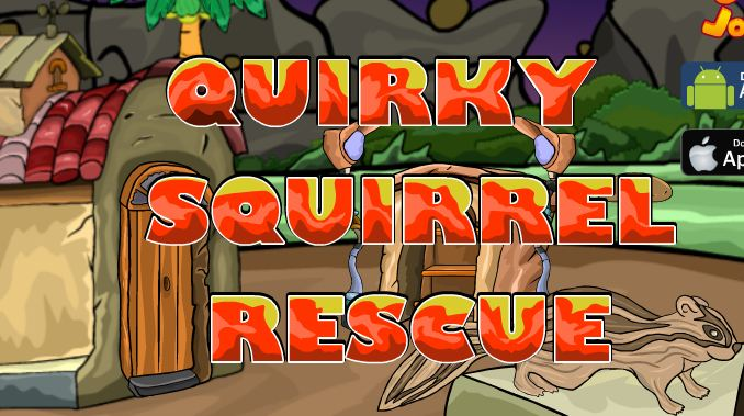 Quirky Squirrel Rescue Walkthrough