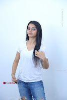 Telugu Actress Mahima Makwana Exclusive Stills in Blue Denim Jeans  0143.JPG