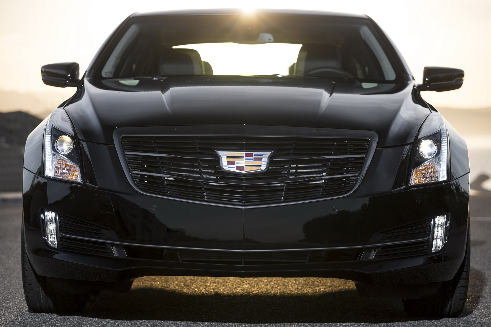 Cadillac Launches Black Chrome Package For Ats Cts