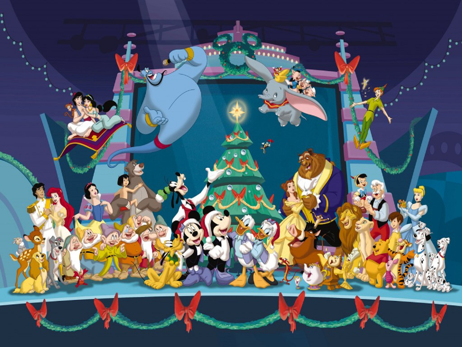 Disney HD Wallpapers: Walt Disney Cartoon HD Wallpapers
