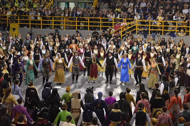 12ο Φεστιβάλ Ποντιακών Χορών – Σ.Πο.Σ. Κεντρικής Μακεδονίας & Θεσσαλίας της Π.Ο.Ε. (Video)